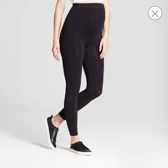 717029e4c213ea Ingrid & Isabel Pants | Target Brand Black Maternity Leggings | Poshmark